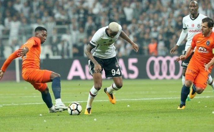 Beşiktaş'tan Başakşehir'e teklif