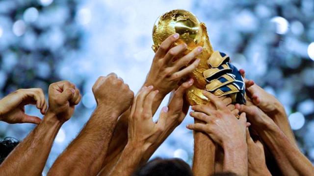 İşte Dünya Kupası'nın bütün fikstürü!
