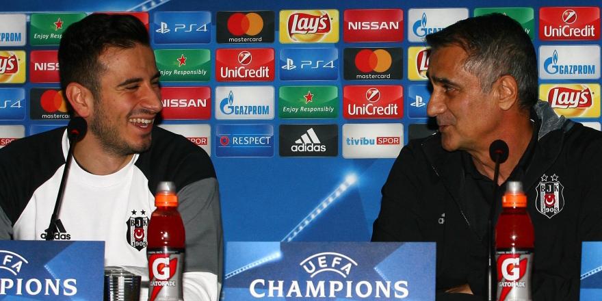 Oğuzhan'dan Benfica maçı öncesi açıklamalar