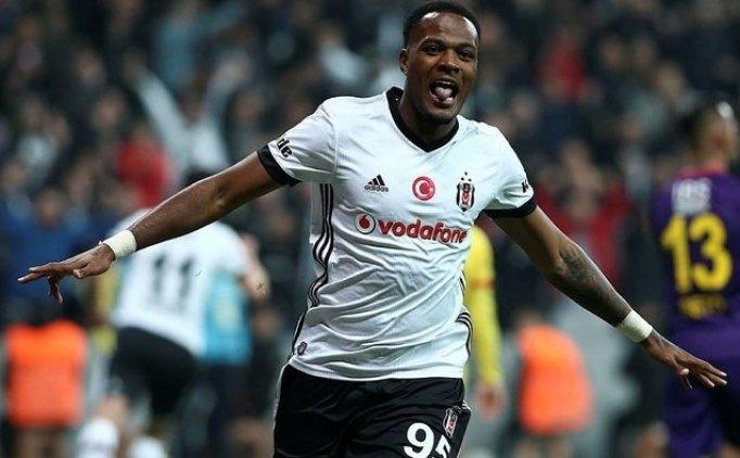 İngiliz basını Beşiktaş'ın genç golcüsü Cyle Larin anazili yayınladı