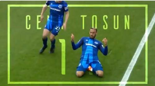 Cenk Tosun'a doğum günü mesajı yağdı!