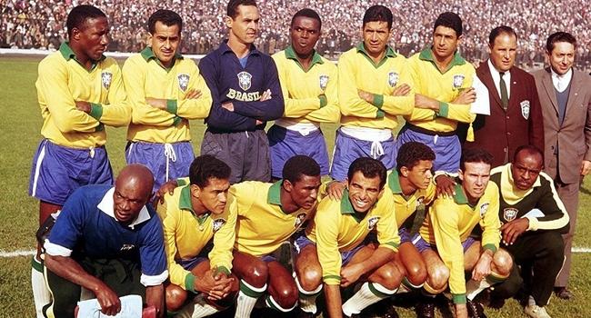 DÜNYA KUPASI TARİHİ - 1962 Şili Dünya Kupası