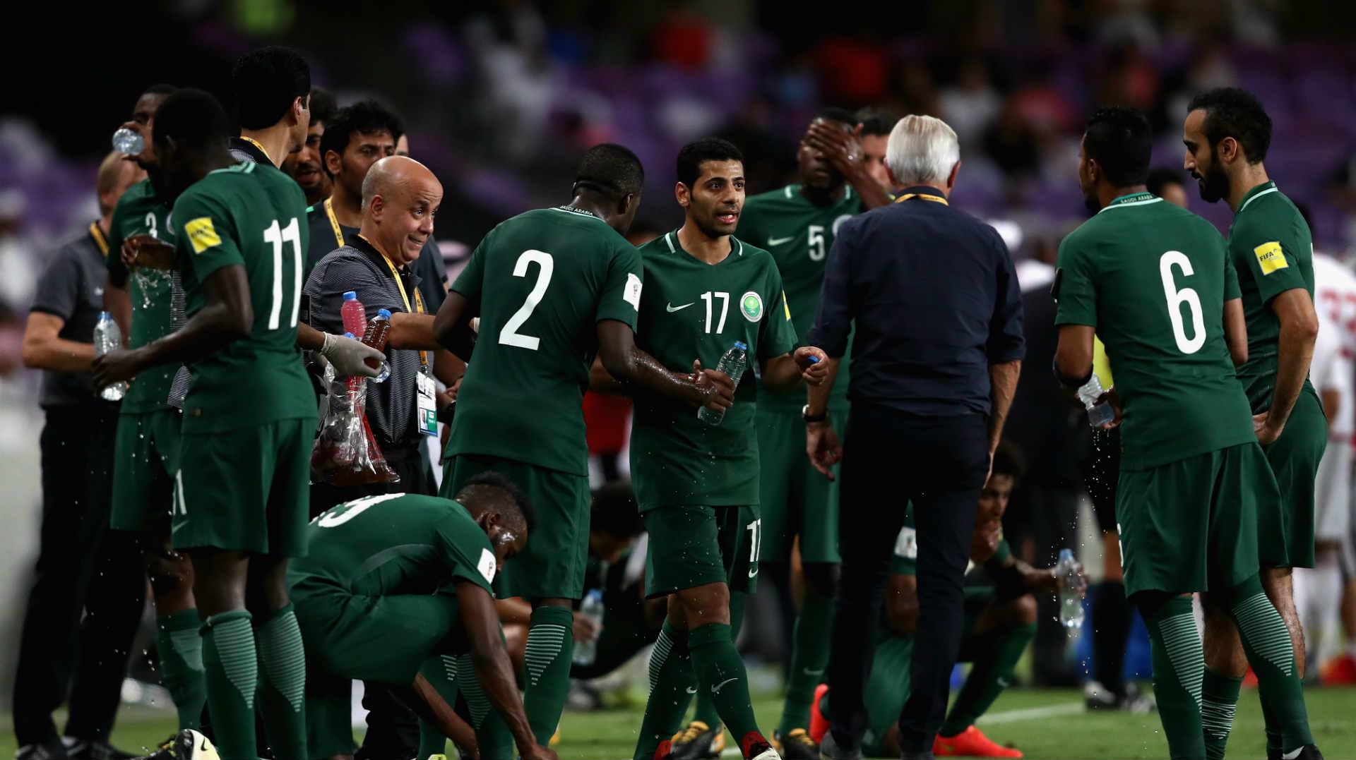 2018 Dünya Kupası A Grubu: Suudi Arabistan