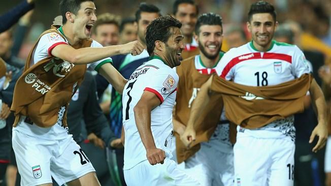 2018 Dünya Kupası B Grubu: İran