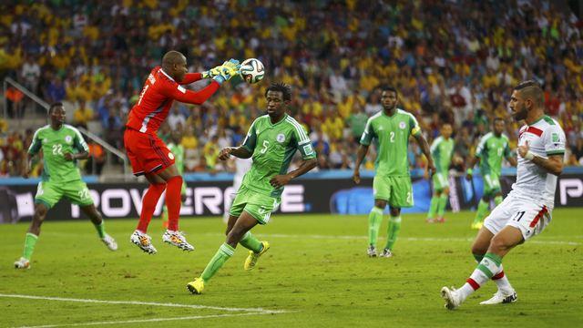 2018 Dünya Kupası'nda D Grubu: Nijerya