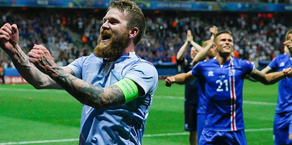 2018 Dünya Kupası'nda D Grubu: İzlanda