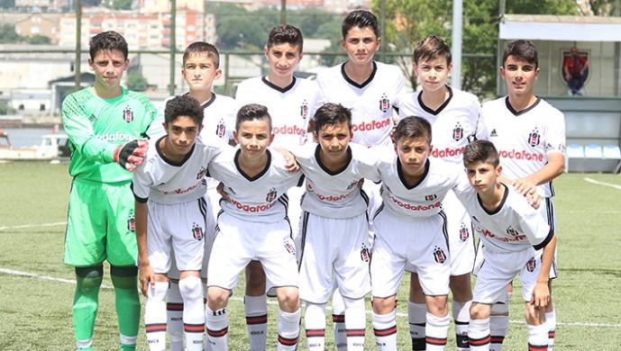 M. Başakşehir:1 Beşiktaş:0 (U-13)