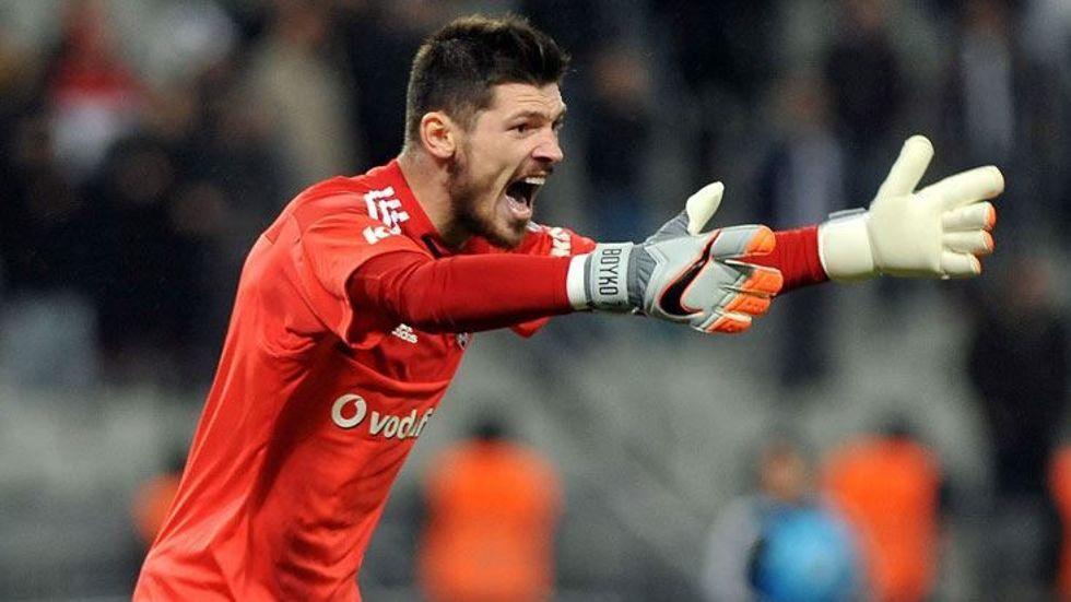"""Boyko'dan açıklama: """"Ben Beşiktaş'ın futbolcusuyum"""""""