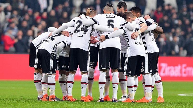 Beşiktaş'ta son eksik tamamlanıyor