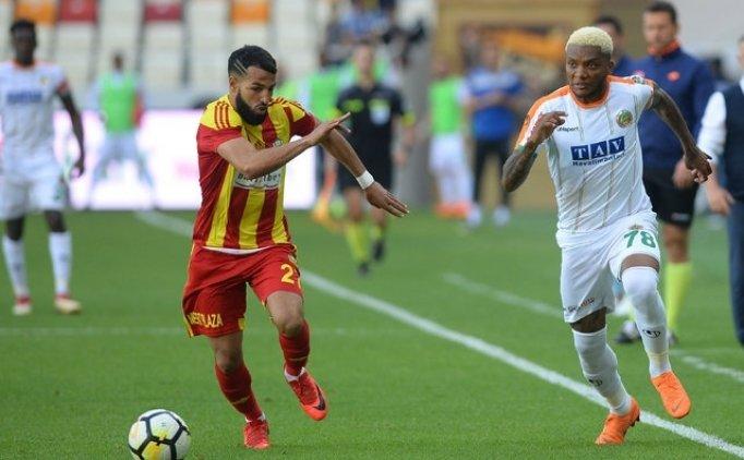Vagner Love'dan sonra Beşiktaş'a 2. Alanyasporlu!