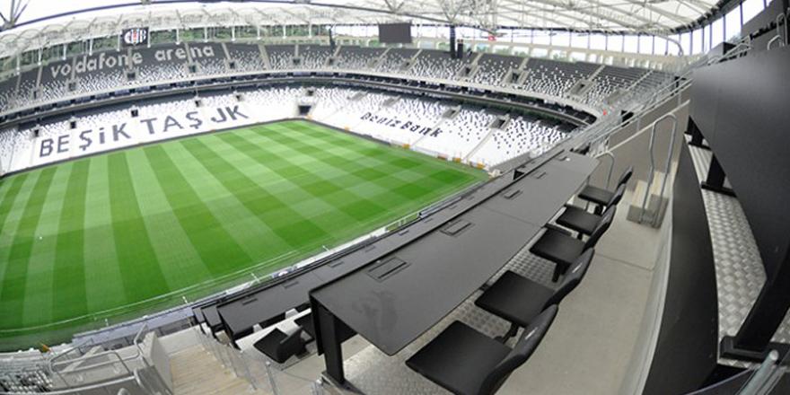 Vodafone Arena'da bir yenilik daha