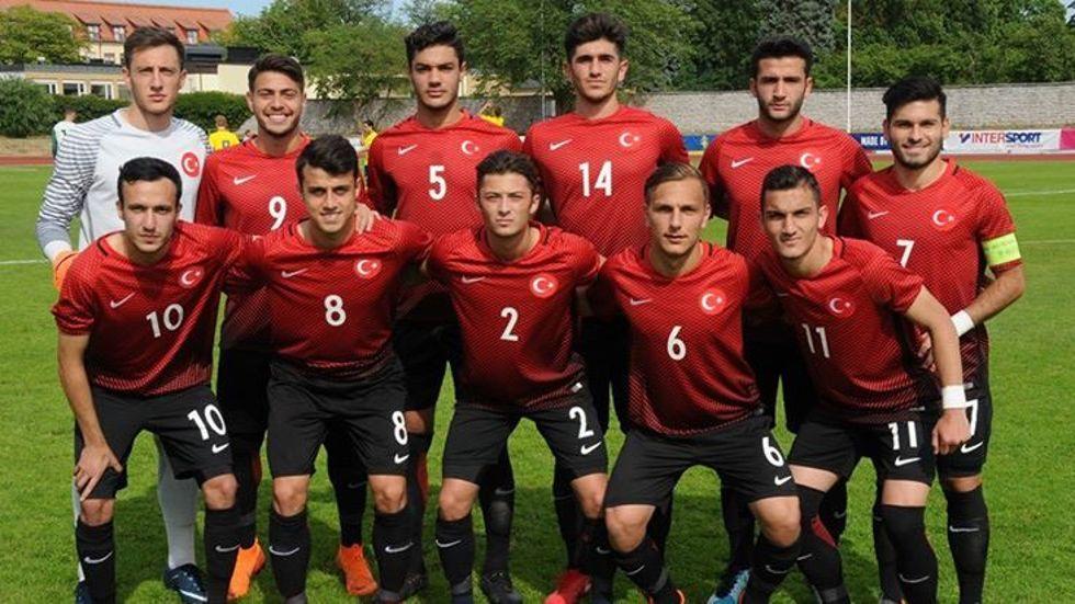 Türkiye'nin Akdeniz Oyunları aday kadrosu açıklandı. Beşiktaş'tan 1 isim!