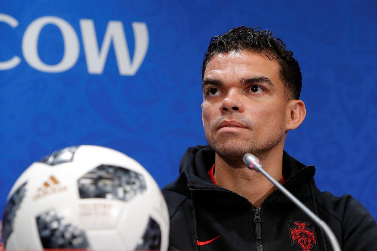 "Pepe: ""Fas kolay bir rakip değil"""