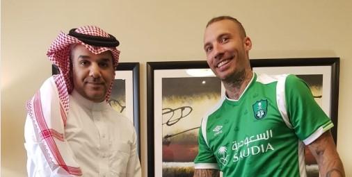 Eski Beşiktaşlı Alexis Delgado, Al Ahli'ye transfer oldu