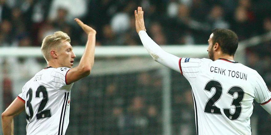 Herşey Beşiktaş'ın elinde! Gruptan nasıl çıkarız?