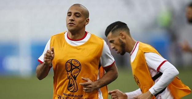 Belçika, Tunus'u farklı geçti! Beşiktaş'ın gündemindeki Wahbi Khazri, performansı ile alkış aldı...