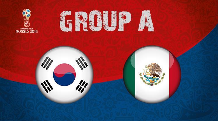Güney Kore-Meksika maçı 11'leri belli oldu