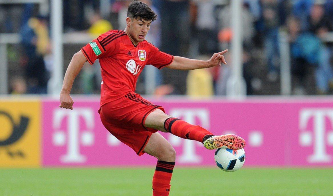 Almanlar duyurdu! Beşiktaş, 19'luk golcü ile sözleşme imzaladı...