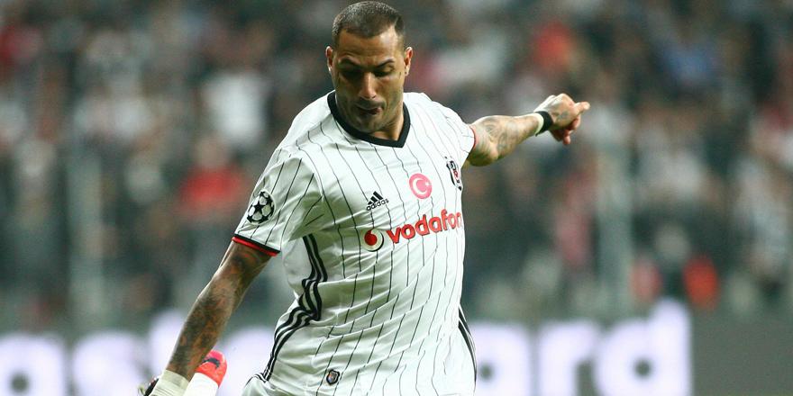 Quaresma, Beşiktaş'ın tarihine geçti