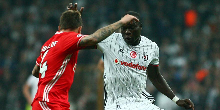 Aboubakar: ''Porto'ya dönmeyi düşünmüyorum''