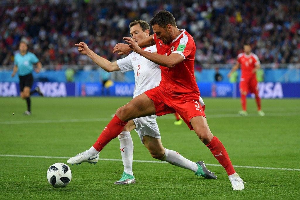 Brezilya-Sırbistan maçı 11'leri belli oldu! Dusko Tosic...