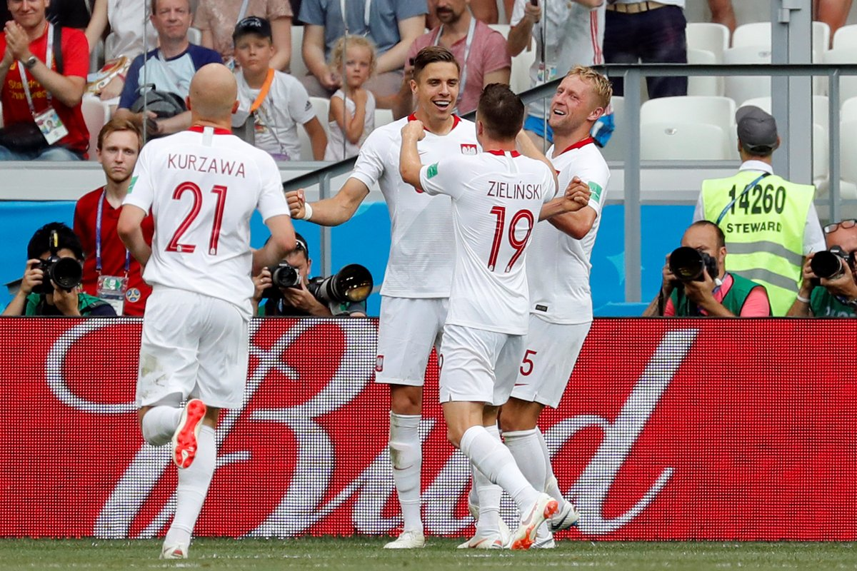 Polonya kazandı, Japonya turladı