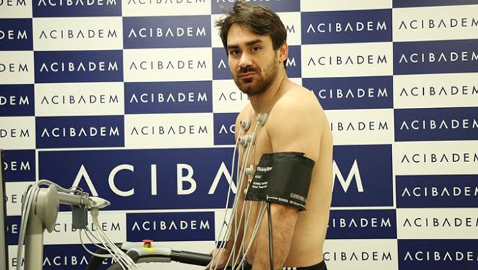 Beşiktaşlı futbolcuların sağlık kontrolleri devam ediyor