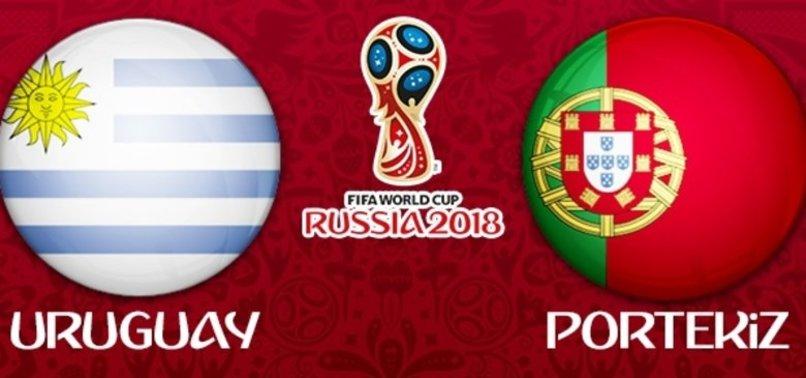 Uruguay - Portekiz maçı saat kaçta, hangi kanalda?