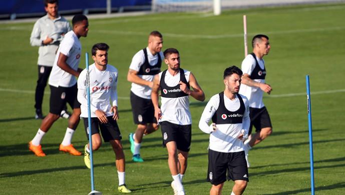 Beşiktaş, sezon öncesi kamp dönemini tamamladı!