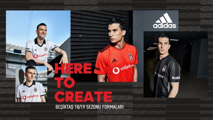 Beşiktaş hangi forma ile mücadele edecek?