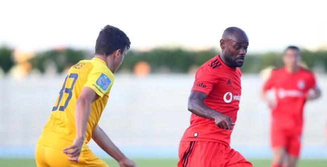 Beşiktaş, ilk hazırlık maçından beraberlikle ayrıldı