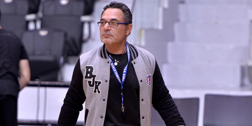 Beşiktaş'ta antrenör değişikliği