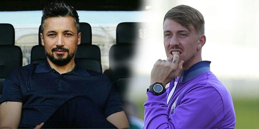 ÖZEL | Guti ve İlhan Mansız'ın da katılımıyla Beşiktaş'ta antrenör sayısı 7'ye yükseldi! Peki hangileri kulübede, hangileri tribünde olacak?