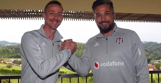 Beşiktaş'tan Guti ve İlhan Mansız'a hoşgeldin mesajı!