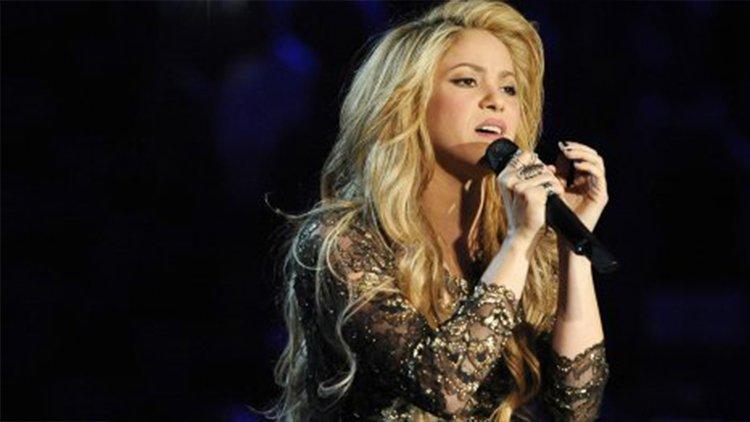 Shakira Vodafone Park'ta! (VİDEO)