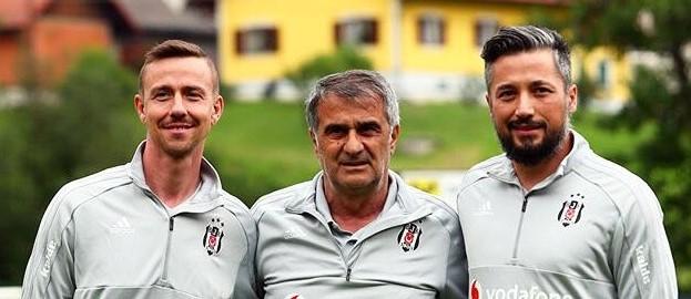 """Guti Hernandez: """"Futbolcu olarak Vodafone Park'ta oynamak isterdim"""""""
