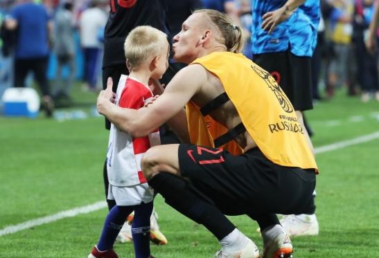 """UEFA'dan Domagoj Vida analizi: """"Büyük bir kalbi olan savaşçı"""""""