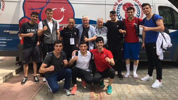 Spor Toto Türkiye Boks Ligi sonuçları belli oldu! Beşiktaş...