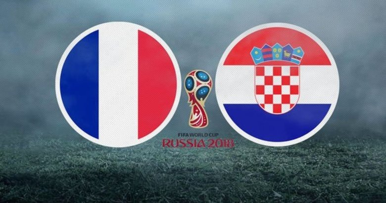 Fransa - Hırvatistan maçının 11'leri belli oldu! Vida...