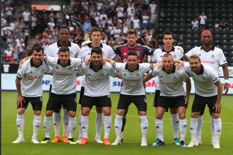 Beşiktaş, hazırlık maçında mağlup oldu!