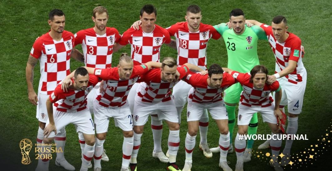 Vidalı Hırvatistan, finalde Fransa'ya yenilerek Dünya İkincisi oldu