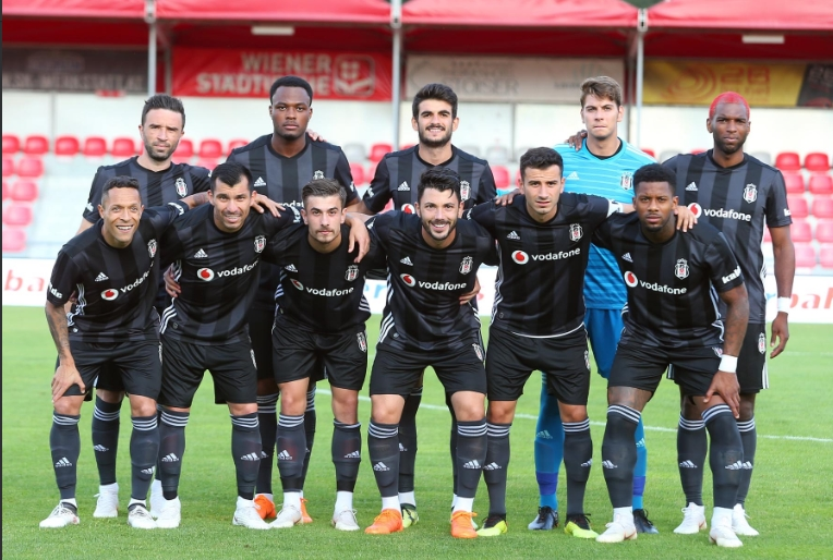 Beşiktaş hazırlık maçında berabere kaldı!