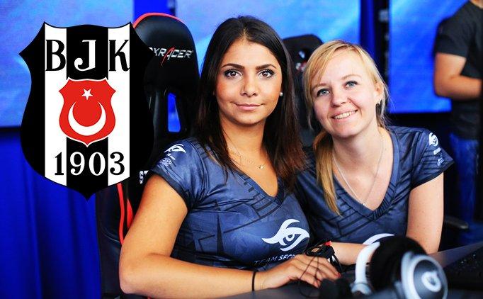Beşiktaş, Uluslararası Kadın CS:GO takımı kurdu!