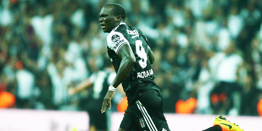Porto'dan Aboubakar için açıklama!