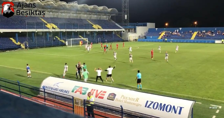 İşte B36 Tórshavn'ı Beşiktaş'ın rakibi yapan goller! (VİDEO)