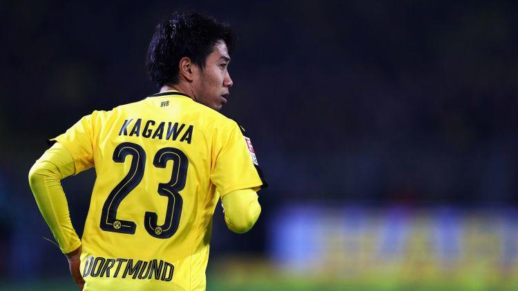 Beşiktaş, Kagawa'yı gözüne kestirdi!