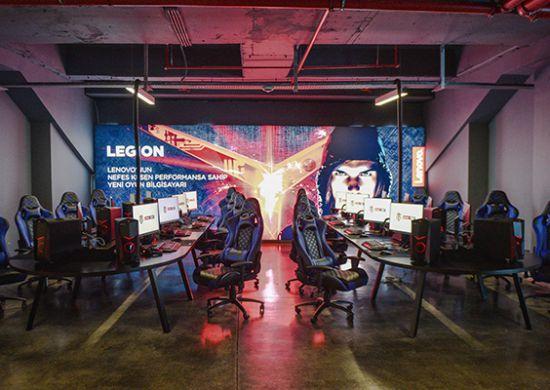 Lenovo Game On oyunseverleri en iyi ve popüler oyunlarla buluşturuyor