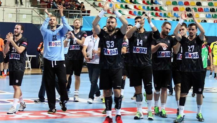 Beşiktaş Mogaz büyük başarıya yakın