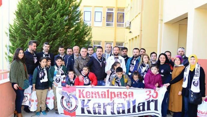 İzmirli Beşiktaşlılardan anlamlı etkinlik