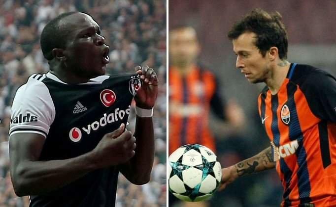 Beşiktaş'ta Aboubakar ve Bernard kararı